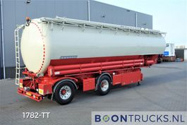 Siloauflieger Heitling SDBH 51 SILO   8 COMP 51 M³ * STEERING AXLE * FOOD * APK 01-2022 2012