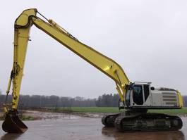 Teleladerbagger Caterpillar 336E LRE 18 meter longreach / dutch machine 2013