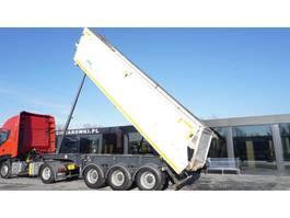 Kipper Auflieger Janmil NWD, HYVA hydraulic , 30m3 , load 29,300kg , lift axle 2018
