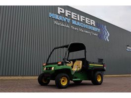 other construction machine John Deere TE GATOR CE Electric, 4x2 Drive, 24 KM/h, Towing C 2020