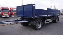 drop side full trailer Kaiser zijborden 2004