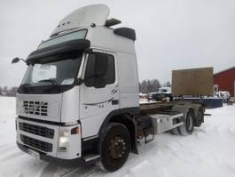 container truck Volvo FM13 FM-13 6X2 4600 2008
