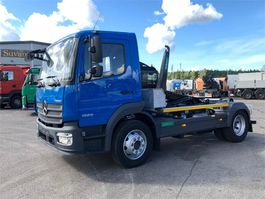 container truck Mercedes-Benz Atego 1223 2019