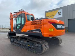 crawler excavator Doosan DX 225 LCA-2 - UNUSED 4 pieces 2021