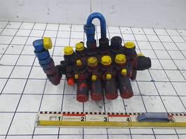 hydraulic system equipment part Krupp Valve block