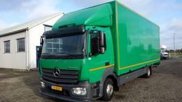 closed box truck Mercedes-Benz 1018 euro6 2014
