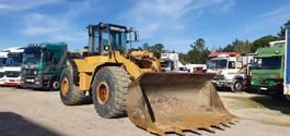 wheel loader Caterpillar 966 F