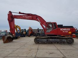 crawler excavator Kobelco SK 460 Lc 7600 HOURS!!!!! 1997