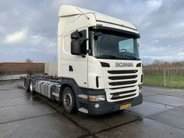 chassis cab truck Scania G420 - Chassis Retarder -2011-Euro 5 -Holland Trucks 2011