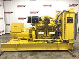 Generator Detroit DIESEL 12V92T HC544D GENERATOR 500KVA U 1994