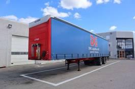 sliding curtain semi trailer Kel-Berg 34 pl. 2014