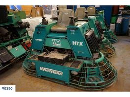 andere Baumaschine White man HTX Double Smooth 2007