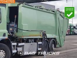 Müllwagen Dennis Eagle Ltd Olympus 2012