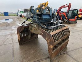 sorting grapple attachment Verachtert VRG 50 CW 55S Excelent condition 1996