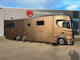horse truck Scania 500S KRISMAR PROFESSIONAL 2021