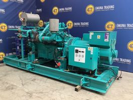 generator MTU 16V2000 2012