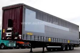 tilt semi trailer Krone SD Mega Schiebeplane Höhe innen: 3,00m 100m³ 2010