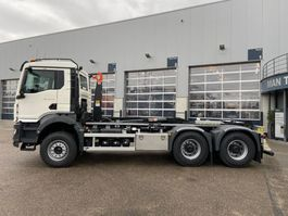 container truck MAN New Generation TGS 33.470 6x4 BB-NN containerhaak wb 3900 2x 2021