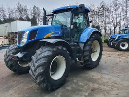 farm tractor New Holland T7040 2007
