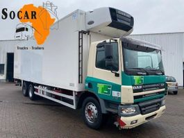 refrigerated truck DAF CF 310 6x2 Frigo (Ten Tires) XXL 2006