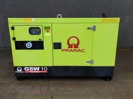 Generator Pramac GSW 10 2017