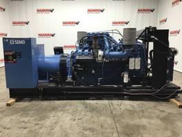 generator MTU SDMO MTU 16V2000 GENERATOR 1000KVA USED 2008