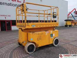 scissor lift wheeld Iteco IT12151 ELECTRIC SCISSOR WORK LIFT 1380CM 2007