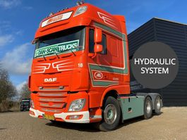 cab over engine DAF XF 510 Tractor 3100mm weelbase hydr. system 2017