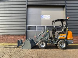 wheel loader Giant G1500 minishovel / kniklader NIEUW 2021