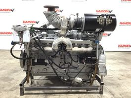 Engine car part Detroit DIESEL 16V71TA 8163-7305 USED 1998