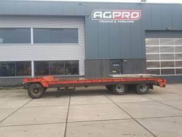 lowloader trailer Nooteboom ASD-28 1993