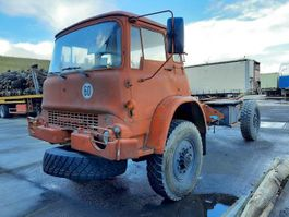 chassis cab truck Bedford MJ P2 4X4