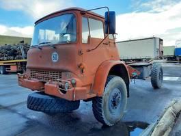 Fahrgestell LKW Bedford MJ P2 4X4