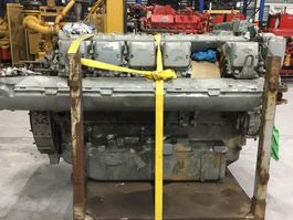 Engine car part MTU 12V396 USED 1983