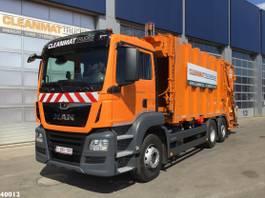 garbage truck MAN TGS 28.360 VDK (9m3+13m3) SULO weighing system 2020