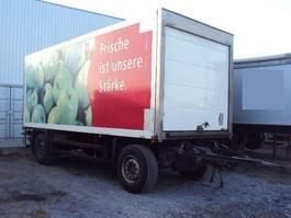 refrigerated trailer Schmitz Cargobull 2 achs Kühlanhänger Hebeb durchl Carrier Diesel 2010
