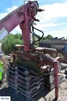 anderer LKW Jonsered Skogskran Crane 2000