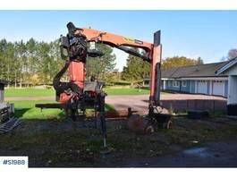 all terrain cranes Palfinger PK 18001 L Crane 2011