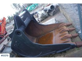 miscellaneous attachment SMP S80 1250, Digging Bucket