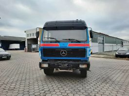 tipper truck > 7.5 t Mercedes-Benz 2244 Kipper 1989