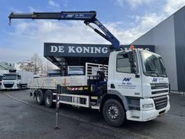crane truck DAF 85 CF 380 euro 3 with 10 wheels palfinger pk16502 radio controle !!! 2005