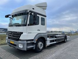 swap body truck Mercedes-Benz AXOR 1829 LL 2009 bj only 294 dkm !!! Bdf 2009