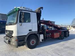 crane truck Mercedes-Benz Actros 2544 6x2 2005