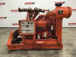 Engine car part Detroit DIESEL 8V92 8083-7000 USED 1995