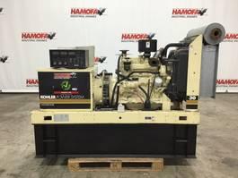 Generator Kohler JOHN DEERE CD4039 DF004 GENERATOR 33KVA USED 1999