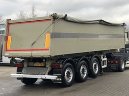 tipper semi trailer ATM 25M3 KIPPER / DISC BRAKES 2006