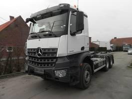 container truck Mercedes-Benz Arocs 3345 Arocs 3346 Met containersysteem 2020