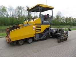 wheeled asphalt paver Vogele Super 1803-2 Ergoplus 2007