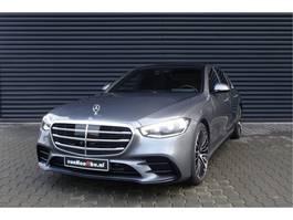 sedan car Mercedes-Benz S-klasse 400d 4Matic AMG Line Nieuw model! 2021