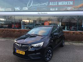 suv car Opel Crossland X 1.2 Turbo Innovation eco-tec (airco - cruise control - apple carplay/and... 2018